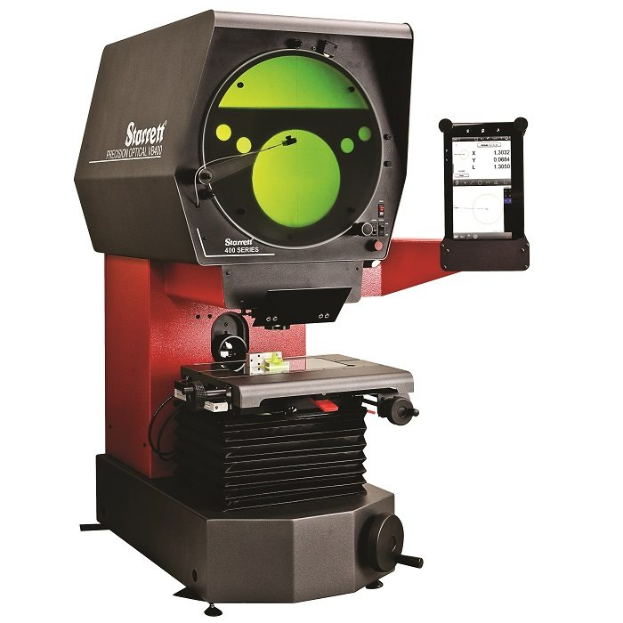 VB400 Vertical Optical Comparator